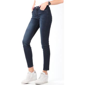 Abbigliamento Donna Jeans skynny Lee Scarlett High Crop Skinny Cropped L32BAIFA granatowy