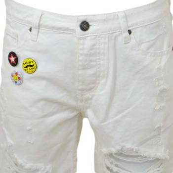 Pantoloni corti short uomo bermuda ...