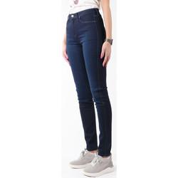 Abbigliamento Donna Jeans skynny Lee Scarlett High L626AYNA granatowy