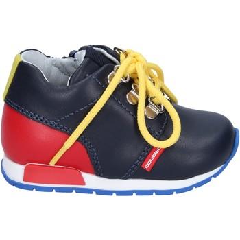 Scarpe Bambino Sneakers basse Balducci sneakers pelle blu