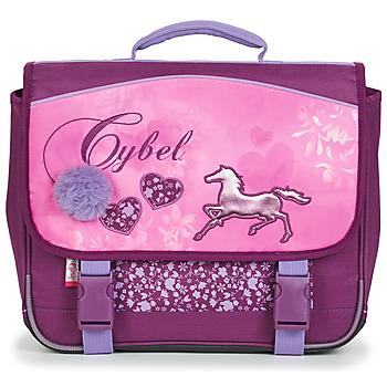 Borse Bambina Cartelle Rentrée des classes CYBEL CARTABLE 38 CM Rosa