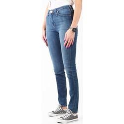 Abbigliamento Donna Jeans skynny Lee Scarlett High L626SVMK granatowy