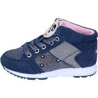 Scarpe Bambina Sneakers alte Lelli Kelly BR330 Blu