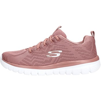 Scarpe Donna Sneakers basse Skechers - Graceful get connected 12615 MVE