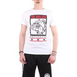 Abbigliamento Uomo T-shirt maniche corte The Bulldog tbda478 Bianco