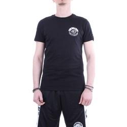 Abbigliamento Uomo T-shirt maniche corte The Bulldog tbda421 Nero