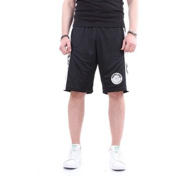 Abbigliamento Uomo Shorts / Bermuda The Bulldog tbda397 Nero