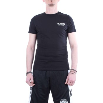 Abbigliamento Uomo T-shirt maniche corte The Bulldog tbda403 Nero