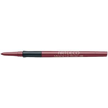 Bellezza Donna Matita per labbra Artdeco Mineral Lip Styler 48-mineral Black Cherry Queen 0,4 g