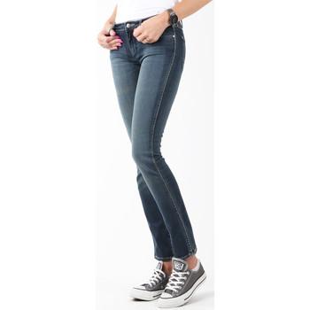 Abbigliamento Donna Jeans skynny Wrangler Courtney Storm Break W23SP536V granatowy