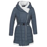 Abbigliamento Donna Piumini Casual Attitude LOLAPO Blu / Marine