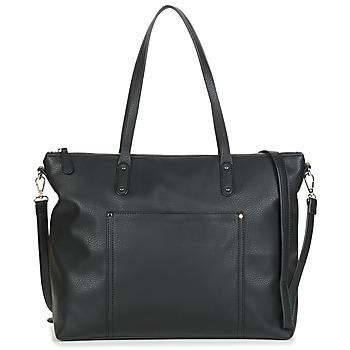 Borse Donna Tote bag / Borsa shopping André NELLA Nero