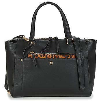 Borse Donna Tote bag / Borsa shopping André ALIDA Nero