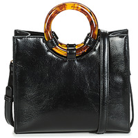 Borse Donna Tote bag / Borsa shopping André HAVANA Nero