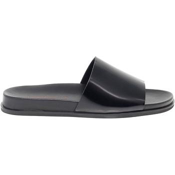 Scarpe Donna Sandali Leo Pucci Sandalo  in pelle nero nero