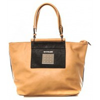 Borse Donna Tracolle Thierry Mugler Sac Imperial 3 MT5I967H22 Beige Beige