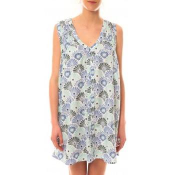 Abbigliamento Donna Abiti corti Lara Ethnics Robe Maia Bleu Blu