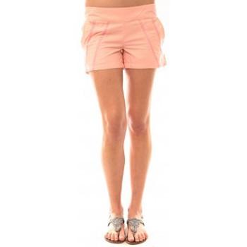 Abbigliamento Donna Shorts / Bermuda Lara Ethnics Short Lola Rose Rosa