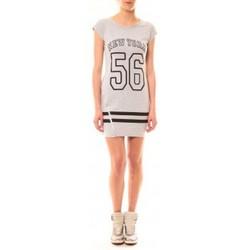 Abbigliamento Donna Abiti corti Vera & Lucy Robe New York 56 Gris Grigio