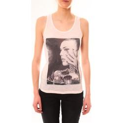 Abbigliamento Donna Top / T-shirt senza maniche By La Vitrine Débardeur D2709 Rose Rosa