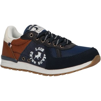 Scarpe Unisex bambino Sneakers basse Lois 83784 Azul