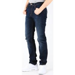 Abbigliamento Uomo Jeans slim Lee Luke Deep Shadow L719YQDP granatowy
