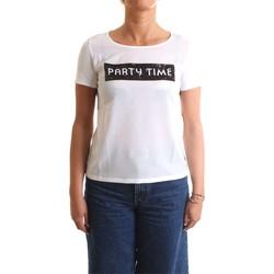 Abbigliamento Donna T-shirt maniche corte Pennyblack 19710119 Bianco