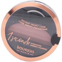 Bellezza Donna Ombretti & primer Bourjois Stamp It Smoky Eyeshadow 005-half Nude 1 u