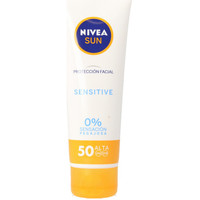 Bellezza Protezione solari Nivea Sun Facial Sensitive Spf50  50 ml