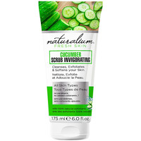 Bellezza Maschere & scrub Naturalium Cucumber Scrub Invigorating  175 ml