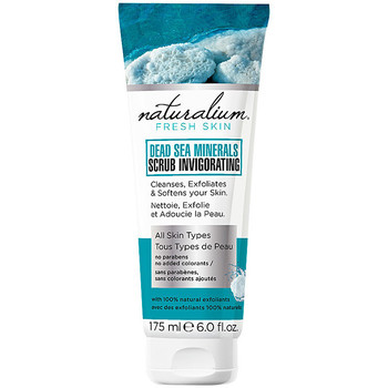 Bellezza Maschere & scrub Naturalium Dead Sea Minerals Scrub Invigorating  175 ml