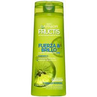 Bellezza Donna Shampoo Garnier Fructis Fuerza & Brillo 2 En 1 Champú  360 ml