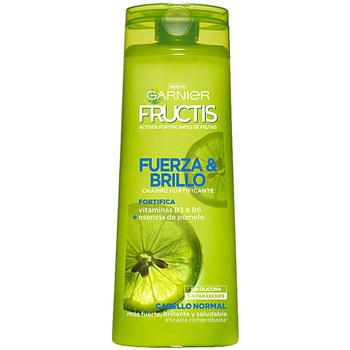 Bellezza Donna Shampoo Garnier Fructis Fuerza & Brillo Champú  360 ml