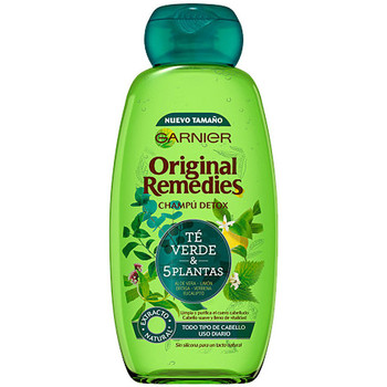 Bellezza Donna Shampoo Garnier Original Remedies Champú 5 Plantas  300 ml