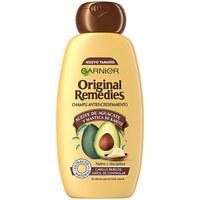Bellezza Donna Shampoo Garnier Original Remedies Champú Aguacate Y Karité  300 ml