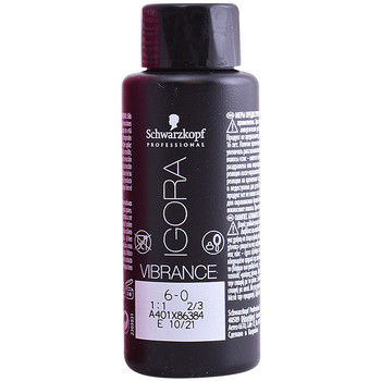 Bellezza Accessori per capelli Schwarzkopf Igora Vibrance 6-0  60 ml