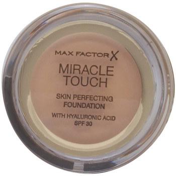 Bellezza Donna Fondotinta & primer Max Factor Miracle Touch Liquid Illusion Foundation 060-sand 11,5 g