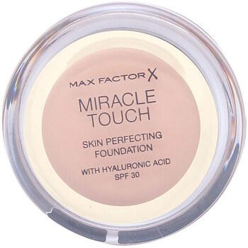 Bellezza Donna Fondotinta & primer Max Factor Miracle Touch Liquid Illusion Foundation 080-bronze 11,5 g