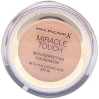 Bellezza Donna Fondotinta & primer Max Factor Miracle Touch Liquid Illusion Foundation 085-caramel 11,5 g