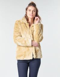 Abbigliamento Donna Cappotti Vero Moda VMMINK Beige