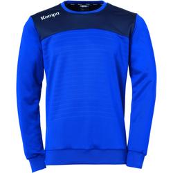 Abbigliamento Felpe Kempa Sweatshirt  Emotion 2.0 bleu/jaune