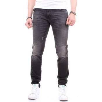 Abbigliamento Uomo Jeans slim Antony Morato mmdt00203-fa750202-w00997-jeans-gilmour 9000-nero