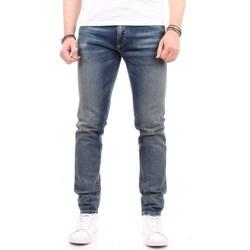 Abbigliamento Uomo Jeans slim Antony Morato mmdt00162-fa750176-w00811-jeans-gilmour 7010-blu-denim
