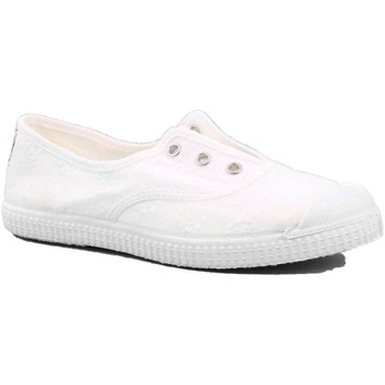 Scarpe Bambina Slip on Cienta 72 - 70998 Bianco
