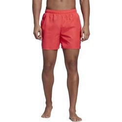 Abbigliamento Uomo Costume / Bermuda da spiaggia adidas Originals DQ3026 Rosso
