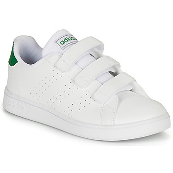 Scarpe Unisex bambino Sneakers basse adidas Originals ADVANTAGE C Bianco