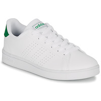 Scarpe Unisex bambino Sneakers basse adidas Originals ADVANTAGE K Bianco