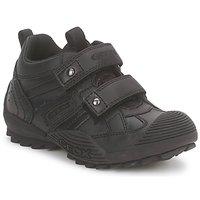 Scarpe Bambino Sneakers basse Geox SAVAGE A Nero