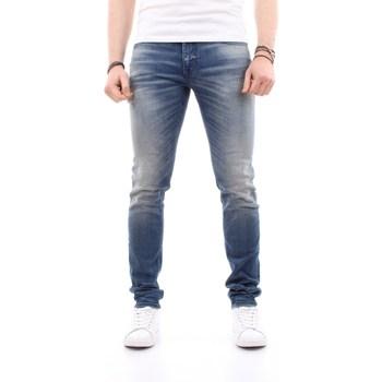 Abbigliamento Uomo Jeans slim Antony Morato MMDT00177-FA750100-W00839-JEAND-OZZY 7010-blu-denim