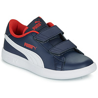 Scarpe Bambino Sneakers basse Puma SMASH PS Marine
